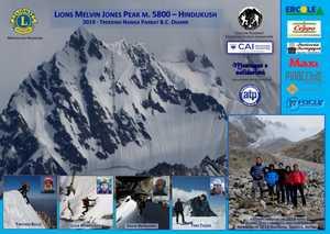 В горах Пакистана в лавину попала итальянская экспедиция. Есть раненные и пропавшие без вести