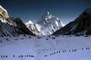 Восьмитысячник К2 готовится встретить рекордное количество альпинистов в летнем сезоне 2019 года