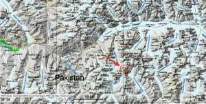 Два китайских альпиниста пропали без вести в горах Пакистана