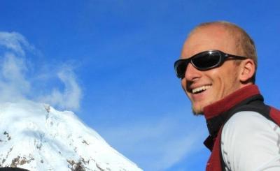 Карл Эглофф устанавливает новый мировой рекорд, поднявшись на вершину горы Денали за 7 часов и 40 минут