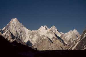 Польские альпинисты планируют совершить первое в истории восхождение на вершину Гашербрум VI в Пакистане