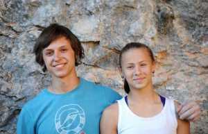 Ника Потапова и Федор Самойлов пропускают этапы Кубка Мира по скалолазанию в дисциплине трудность