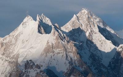 Итальянские альпинисты совершили первое в истории восхождение на вершину горы Гашербрум VII (Gasherbrum VII) в Пакистане