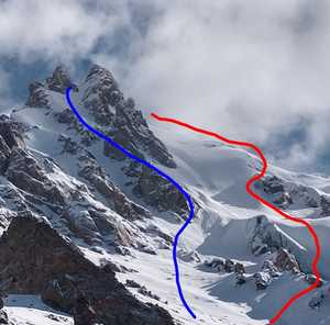 Американский альпинист Тико Гангули совершил первое в истории восхождение на вершину Чашкин I в Пакистане