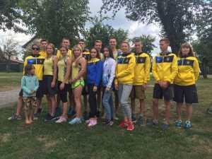 Молодёжная сборная Украины выступит на этапе Кубка Европы по скалолазанию в польском Тарнове