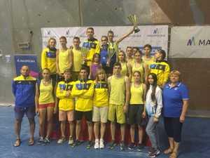 Три золотых и две серебряных медалей завоевала молодежная сборная Украины на Чемпионате Европы в польском Тарнове