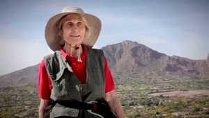 89-летняя американка Энн Лоримор стала старейшим в мире человеком, который поднялся на вершину высочайшей горы Африки - Килиманджаро
