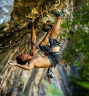 Испанские скалолазы Джонатан Флёр и Хорхе Диас-Рулло открыли маршрут Ali Hulk Extension Total Sit Start категории 9b