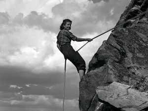 Неудержимые: сводная история женских достижений в скалолазании и альпинизме