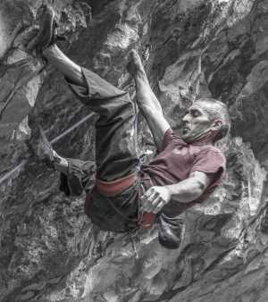 Альфредо Уэббер открывает маршрут категории 8с+/9а в возрасте 50 лет!