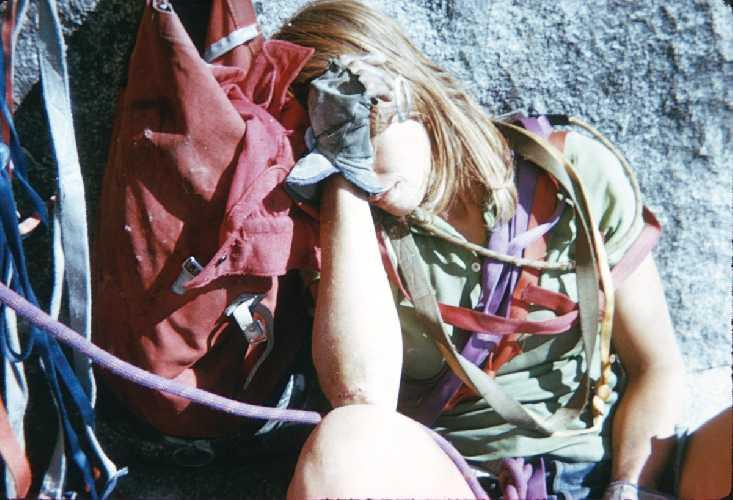 1970-е: Беверли Джонсон и Элли Ноакинз, Йосемити