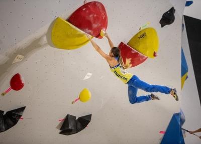 Евгения Казбекова вышла в финал Чемпионата Мира по скалолазанию