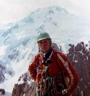 Снаряжение альпинистов минувшего столетия