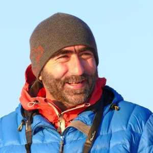Трагедия на пике Хан-Тенгри: погиб альпинист из Черногории Милан Радович