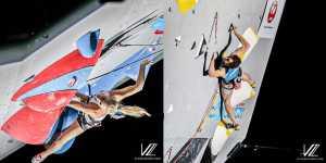 Адам Ондра и Янья Гарнбрет - чемпионы Мира по скалолазанию в дисциплине трудность!
