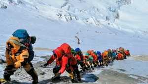 Новые правила на Эвересте: повышение цены и минимальный опыт альпинизма