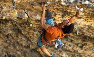 Хорхе Диас-Рулло открывает новый маршрут категории 9b: