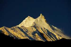 Харьковские альпинисты планируют бескислородное восхождение на восьмитысячник Манаслу