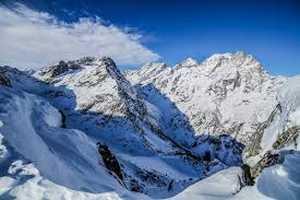 Во Французских Альпах обнаружено тело альпиниста пропавшего без вести 43 года назад
