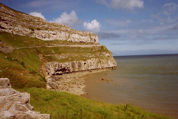 Lower Pen Trwyn - Лучший скалолазный район Уэльса и Великобритании