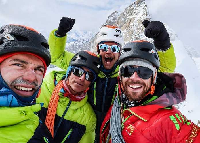 Саймон Вельфингер (Symon Welfringer), Ойрелан Вайссер (Aurélien Vaissière), Пьеррик Фин (Pierrick Fine) и Антони Ролле (Antoine Rolle)