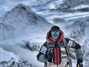 14 восьмитысячников за 7 месяцев: Нирмал Пуржа поднимается на вершину восьмитысячника Чо-Ойю