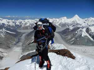 На вершину восьмитысячника Манаслу впервые поднялась альпинистка из Эстонии