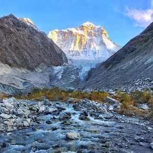 Новый маршрут и спасательная операция британской экспедиции на вершине Койо-Зом (6872 м) в Пакистане
