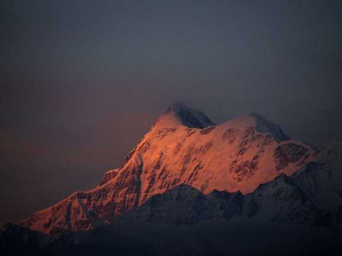 Трисул (Trisul, 7120 метров)