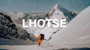 Первый в истории горнолыжный спуск с восьмитысячника Лхоцзе представлен на видео