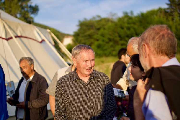 Робер Параго (Robert Paragot) в 2011 году