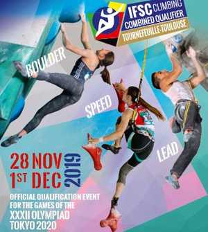 Международная федерация спортивного скалолазания меняет правила Олимпийского квалификационного турнира в Тулузе