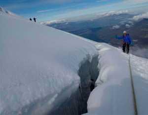 Швейцарская альпинистка погибла в горах Эквадора