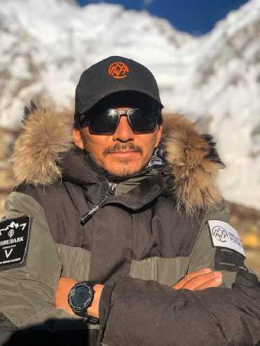 Мингма Дэвид Шерпа (Mingma David Sherpa)