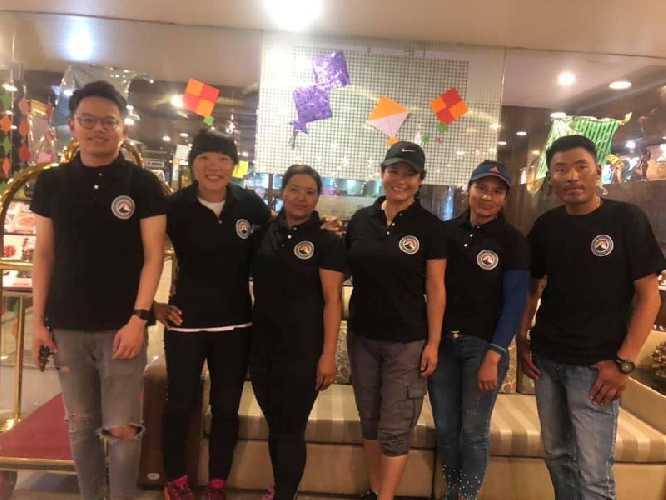 Команда на  Линку Чули 2 (Linku Chuli 2)