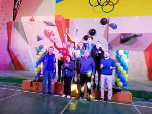 В Никополе состоится чемпионат Украины по скалолазанию