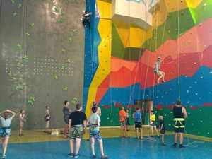 В Нетешине состоятся детские соревнования по скалолазанию