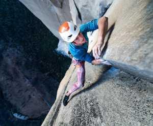 Бельгийский скалолаз Себестьян Берт стал седьмым человеком в мире, кто смог пройти легендарный маршрут