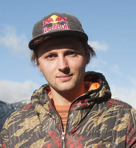 Анджей Баргель (Andrzej Bargiel). Фото  Jerry Kobalenko
