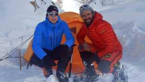 Тела Даниэля Нарди и Тома Балларда не будут спускать с восьмитысячника Нангапарбат