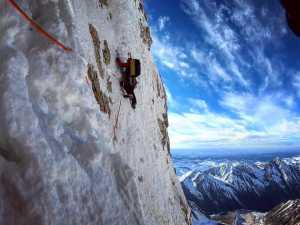 Французская команда открывает новый маршрут на китайской горе Гросвенор (Grosvenor, 6376)
