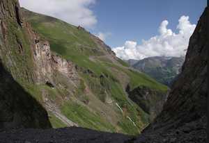 В Приэльбрусье обнаружено тело погибшего альпиниста