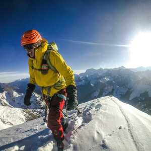 На пути к зимнему Эвересту: Йошт Кобуш планирует пройти траверсом четыре шеститысячника Непала