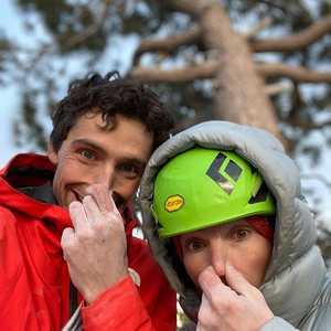 Барбара Зангерль стала третьей женщиной в мире, которая смогла пройти легендарный маршрут «The Nose» свободным лазанием