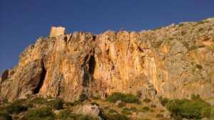 Скалолазание на Сицилии. Скалолазный район Сан Вито Ло Капо