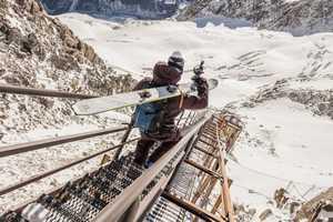 На Монблане закрыли подход к леднику Тула