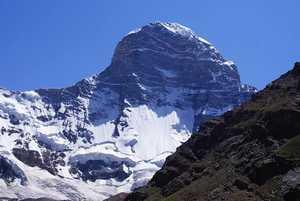 Гора на полнеба