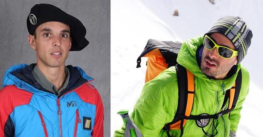 """Максимильен Боннё (Maximilien """"Max"""" Bonniot) и Пьер Лабре (Pierre Labbre)"""
