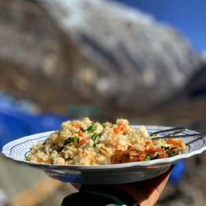 Эверест зимой: поможет ли Йошту Кобушу веганская диета?