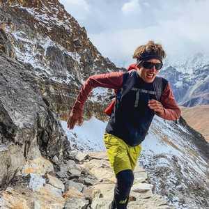 Зимний Эверест Йошта Кобуша. Вторая фаза подготовки: бег и трейл